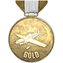 Flugschule V Gold
