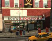Bob's Liquors, 1 IV