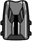 Fallschirm-HUD-Symbol