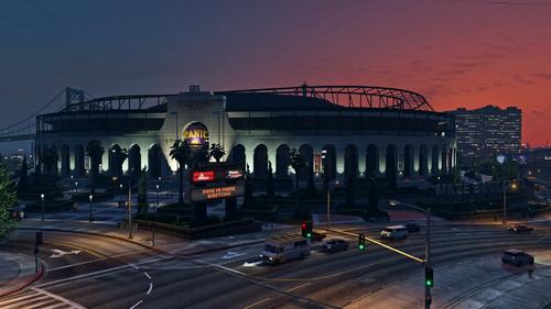 GTA-V-Handbuch Maze Bank Arena