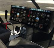 Frogger-Cockpit, GTA V