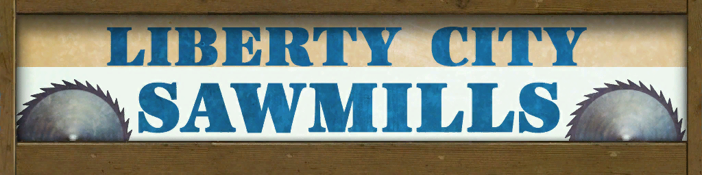 Liberty-City-Sawmills-Logo, III