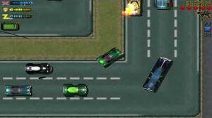 GTA 2 (1999) - Gang Car Bang! 4K 60FPS