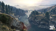Wonderful Nature in GTA V