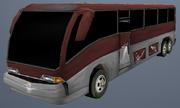 Coach damaged, III