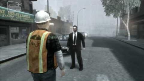GTA IV - Entourage