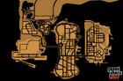 Grand Theft Auto III Map