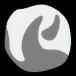 Schneeball-HUD-Symbol