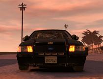 Crown Vic GTA IV