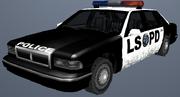 LSPD-Streifenwagen, SA