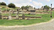 Hill Valley FriedhofGTAV
