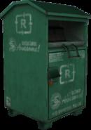 LSDS-Plastik-Container