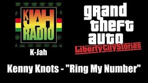 "GTA Liberty City Stories - K-Jah Kenny Knots - ""Ring My Number"""