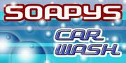 Soapy's Car Wash-Logo, SA