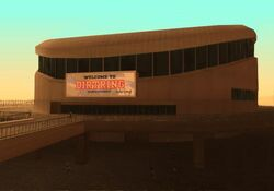 Blackfield Stadium, Las Venturas