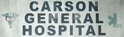 Carson-General-Hospital-Schild, III