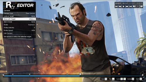 GTA-V-Handbuch Rockstar Editor 2
