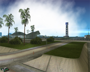 Esobar International Airport, Vice City Mainland, VC