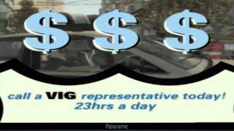 GTA IV Commercials VIG Insurance-0