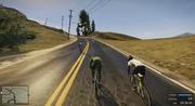 GTA bikerace