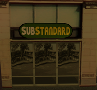 Substandard