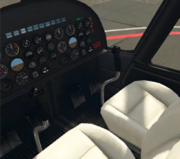 Swift-Cockpit, GTA V