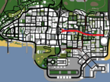 Los-Santos-Stadtautobahn