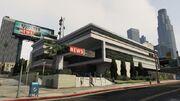 Weazel News Building