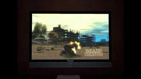 GTA IV Broadcast Weazel News