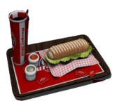 Torpedo Meal
