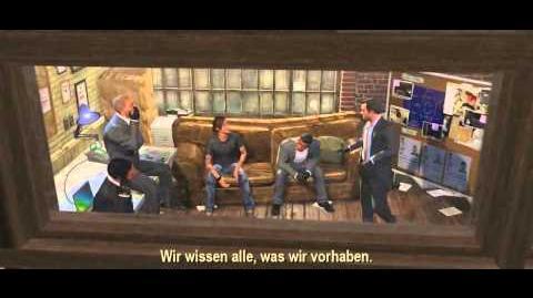 Grand Theft Auto V Der offizielle Trailer