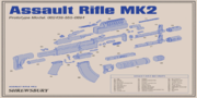 Shrewsburg-Sturmgewehr MK II