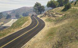GTA5 Zancudo Road 01