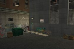 Ghosttown 3, Liberty City, III