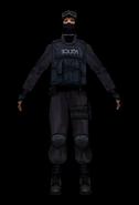 SWAT-Einheit, SA