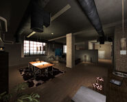Middle Park East safehouse (GTA4) (living space)