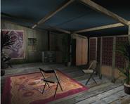 Auntie Poulets Hütte