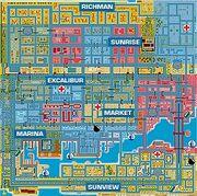 GTA1 SanAndreas Karte