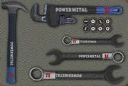 Power-Metal-Werkzeug 1