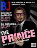 BJ Magazine Tony TBoGT
