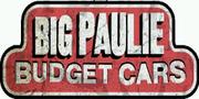 Pig-Paulie-Budget-Cars-Logo