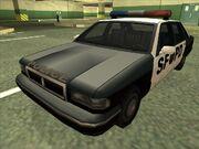 Polizei, Downtown, SA