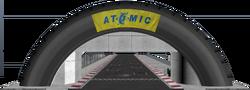 Atomic-Startlinie