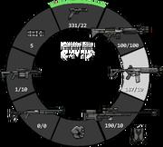 GTAV Waffenrad.2