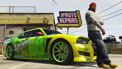 GTA-V-Handbuch Los Santos Customs