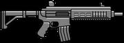 Karabiner-HUD-Symbol