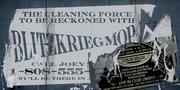 Blitzkrieg Mop Werbetafel IV