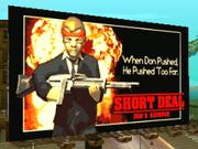 Short-Deal-Plakat, VCS