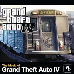 The Music of Grand Theft Auto IV Cover
