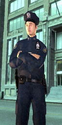 John James Cop